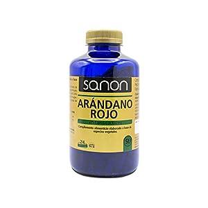SANON Arándano Rojo Americano 225 cápsulas de 650 mg