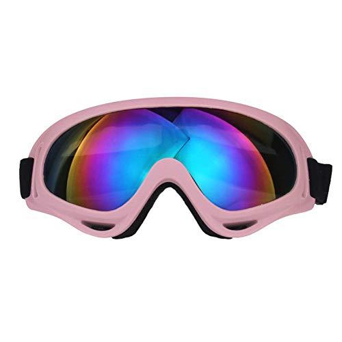 Tree-es-Life Gafas de esquí UV, Gafas de Snowboard para Hombres, Mujeres, antiniebla, Bicicleta de montaña, Motocicleta, Gafas para jóvenes y niños, Color Caqui