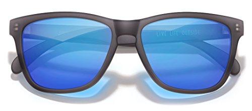 Sunski Headlands - Polarized Recycled Sunglasses