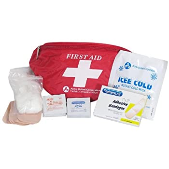 PhysiciansCare First Aid Fanny Pack Contains 48 Pieces