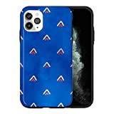 Coque de protection pour iPhone 12 Mini, motif triangles KU035_3 de luxe pour iPhone 12 Mini -...