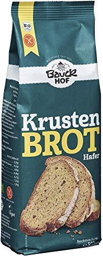 Bauckhof Bio Krustenbrot glutenfrei Bio (6 x 500 gr)