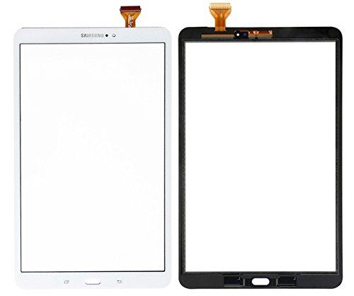 Handyteile24 ✅ Touchscreen Digitizer Glas Weiß für Samsung Galaxy Tab A 10.1 2016 T580 T585