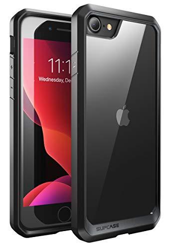 SupCaseiPhone7Case,iPhone8Case,SUPCASEUnicornBeetleSeries,CapacapinhaprotetorahíbridapremiumparaiPhoneSE2ªGeração(2020)/iPhone7/iPhone8(Preto)