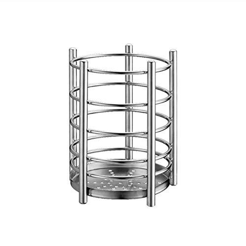 Cxssxling Botes de Cocina Porta Utensilios de Cocina para la Encimera Metal...