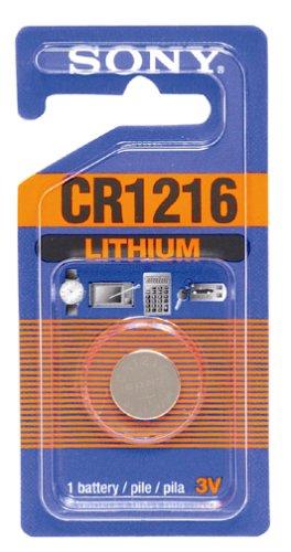 Sony Batterie Lithium CR1216B1A