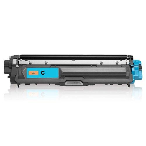 Print-Klex Tonerkartusche kompatibel für Brother DCP 9017 CDW DCP 9022 CDW MFC 9142 CDN MFC 9332 CDW MFC 9342 CDW HL 3142 CW HL 3152 CDW HL 3172 CW TN242 TN 242 TN 242C TN246 TN246C Cyan Blau - Color