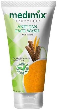 MG MEDIMIX Anti Tan Face Wash 150ml Provides a Natural Infusion of antioxidants to The Skin product image