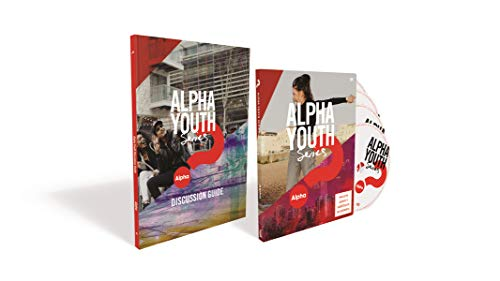 Alpha Youth Series Discussion Guide with DVD: DVD Alpha Serie Jóvenes