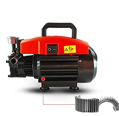 High Pressure Washer Pressure Washer Car 1600W 220V Full Control Lightweight Compact With Patio Cleaner And Fixed by Yang