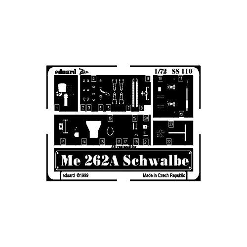 Eduard Accessories ss110 Modélisme Accessoires Me de 262 A Schwalbe