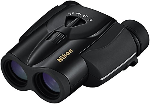Nikon Aculon T11 8-24x25mm Zoom Binoculars, Black