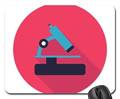 Mouse Pad - Microscope Learning Children Learning Icon