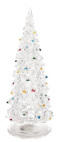 Ganz Light Up Christmas Tree, Medium, Acrylic