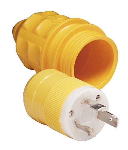 Marinco Plug & Boot Value Pack - 30A-125V
