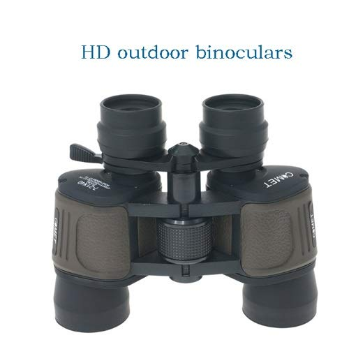 New WASS6 Outdoor Hiking Compact 7X-21X Zoom Binoculars,Portable Binoculars, HD Night Vision Profe...