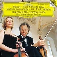 モーツァルト : 協奏交響曲 変ホ長調 K.364