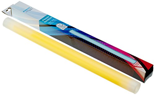 KNIXS pgs65978–5 5 x Premium Monster de lumière à craquer, Extreme Luminosité et longue durée d'éclairage, extra forte, marque de qualité, Jaune, 36 x 2,3 cm