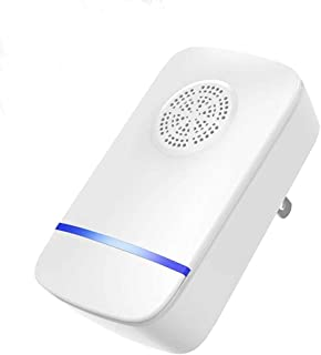 Ultrasonic Pest Repeller Plug in Pest Control - Mice Repellent & Rat Repellent in Pest Repellent - Bug Repellent for Ant,M...