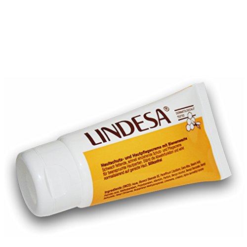 Lindesa Hautschutzcreme 10 Stück a 50ml