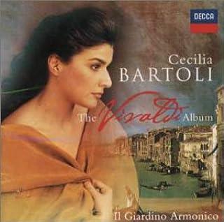そよ風のささやきに~バルトリ/ヴィヴァルディ・オペラ・アリア集