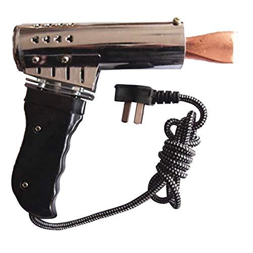 #N/V Soldador eléctrico de 500 W Calefacción interna de hierro de soldadura de herradura Cabeza de herradura Calefacción interna