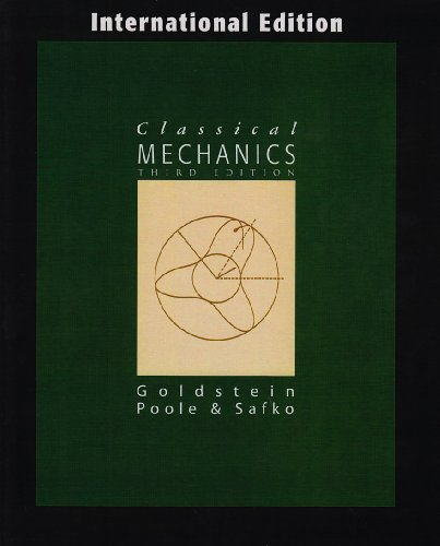 Classical Mechanics: International Editionの詳細を見る