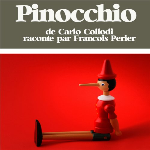 Pinocchio [French Version] cover art