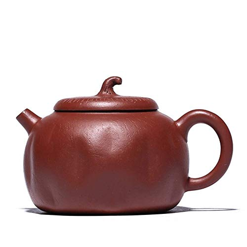 Best Review Of ZYL-YL Wang Big Red teapot ore ore for The Spring teapot Pot Hand-Engineering