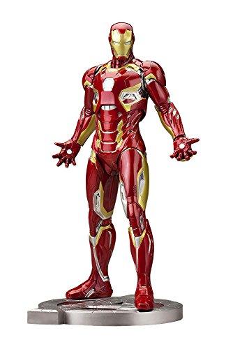 Kotobukiya MK192 - Avengers: Age of Ultron - Iron Man Mark 45 ARTFX Actionfigur, 30cm