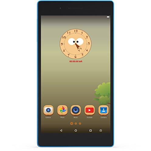 Lenovo TB3-710I Tablet con Display da 7.0  HD IPS, Processore MediaTek MT8321, RAM 1 GB, 16 GB HDD, 3G, S.O. Android 5.1, Bianco