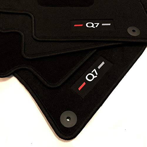 Exclusive-line Design Fußmatten für Audi A1 8X Bj 2010-2018