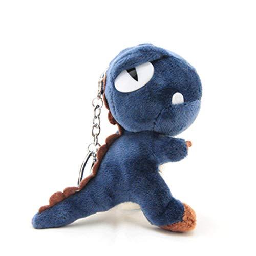 YWSZJ Peluches - Animales Peluches Cute Doll Keychain Clip Toys |Monedero Monedero Colgante for teléfono móvil Juguetes for niños Regalos Premios for Estudiantes for niños (Color : Blue)