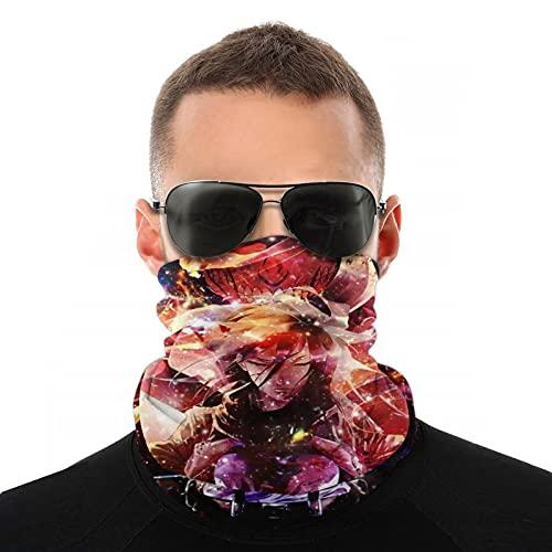 Variedad bufanda a prueba de polvo bufanda a prueba de viento pasamontañas multiusos máscara facial/cubierta bandanas de moda de secado rápido para viajes