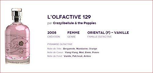 L'OLFACTIVE 129 Crazylibellule & the Poppies Eau de parfum - Femme 50ml