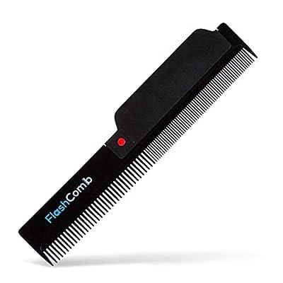 FlashComb LED Flashlight Comb