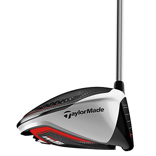 TaylorMade Golf M5 Driver, 10.5 Loft, Left Hand, Regular Flex Shaft: Mitsubishi Tensei CK Orange 60