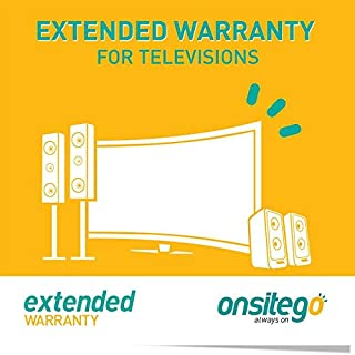 OnsiteGo 3 Years Extended Warranty for TVs Between Rs. 18001 to Rs. 26000