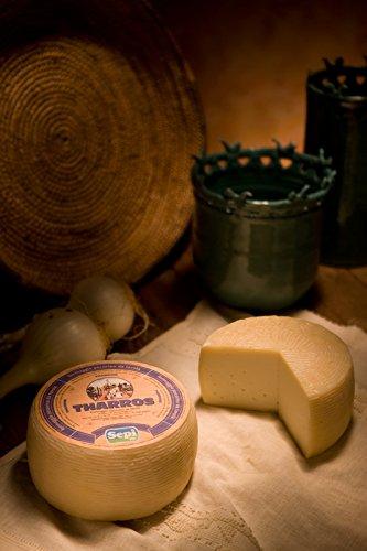2 kg. Tharros Pecorino dolce prodotto da Sepi Formaggi. Sardinian fresh pecorino cheese. Da allevamento sardo; gusto delicato