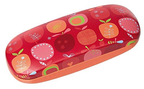 sigikid, Mädchen, Brillenetui Apfelherz, Rot, 24841
