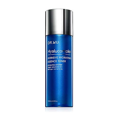 Dr.Wu Intensive Hydrating Essence Toner w/Hyaluronic Acid 150ml Dehydrated Skin