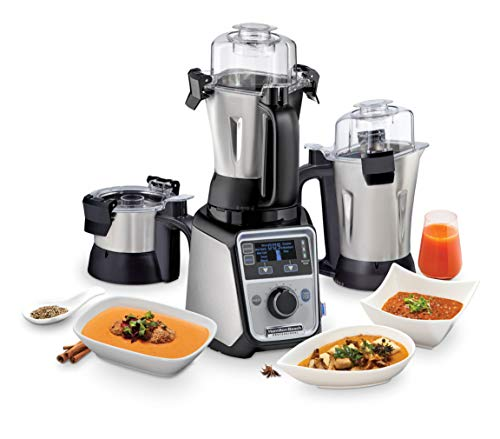 Best Buy! Hamilton Beach Professional Juicer Mixer Grinder, Commercial-Grade 1400 Watt Rated Motor, ...