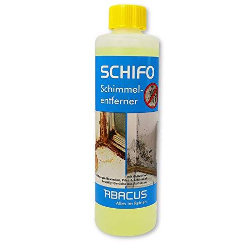 ABACUS 500 ml SCHIFO - Schimmelentferner (2432)