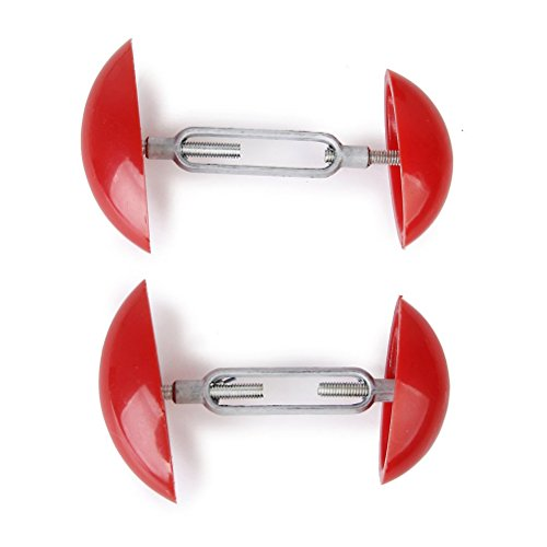 PIXNOR Un par Mini ajustable ancho extensores camillas modeladores Calzado Hormas