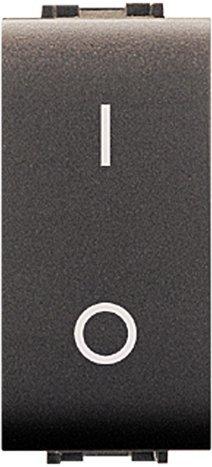 Nova Line Serie Live LK30interruptores–Conmutadores–invertitori–Botones–Enchufe Schuko–Toma tv–Toma telefónica–Regulador–para soportes y placas interruptores de pared
