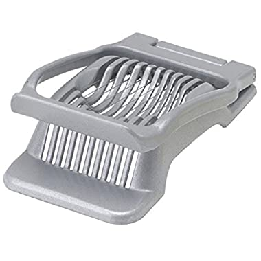 Westmark Germany Multipurpose Stainless Steel Wire Egg Slicer (Grey)
