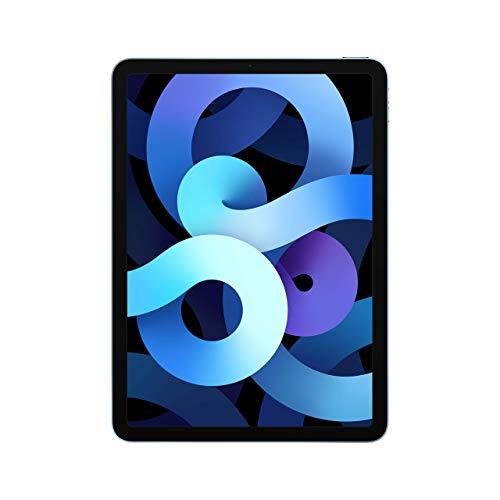 Apple ipad air (10. 9-inch, wi-fi, 256gb) - sky blue (latest model, 4th generation) (renewed)