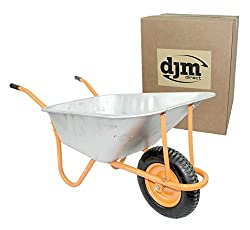 DJM重型花园手推车亚博登入
