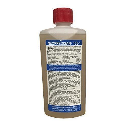 Menno Neopredisan 135-1, Desinfektionsmittel gegen ausgeschiedene Endoparasiten - 500 ml