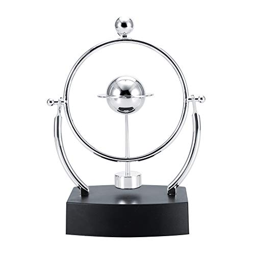 Gadget giratorio, gadget giratorio creativo, escritorio de movimiento continuo, decoración de oficina, física, ciencia, arte